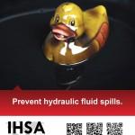 Hydraulic Spills Environment