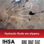 Hydraulic Fluid Spills B